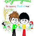 Bogueugueu : Les copains, l'école et moi, de <b>Béatrice</b> <b>Fontanel</b> & illustré par Marc Boutavant