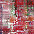 Christie's New York announces the sale of six major works by artist <b>Gerhard</b> <b>Richter</b>
