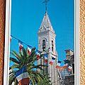 Sanary sur Mer - le clocher