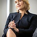Kate Winslet as Jeannine Divergent movie