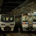 JR 6000系 & 8000系, Takamatsu eki