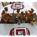 Table Petit chaperon rouge 028