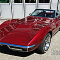 Chevrolet <b>Corvette</b> convertible-1968