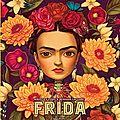 Frida, benjamin lacombe et sébastien pérez