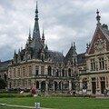 Vue générale Palais Bénédictine