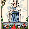 Sainte Anne, sainte <b>patronne</b> des couturières...