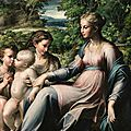 <b>Parmigianino</b>'s 16th century masterpiece at risk of leaving the United Kingdom