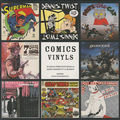 <b>comics</b> <b>vinyls</b> par christian marmonnier