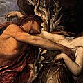 Sotheby's to sell Orpheus and Eurydice by George <b>Frederic</b> Watts, 'England's Michelangelo'