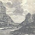 L'hérault géographique en 1888