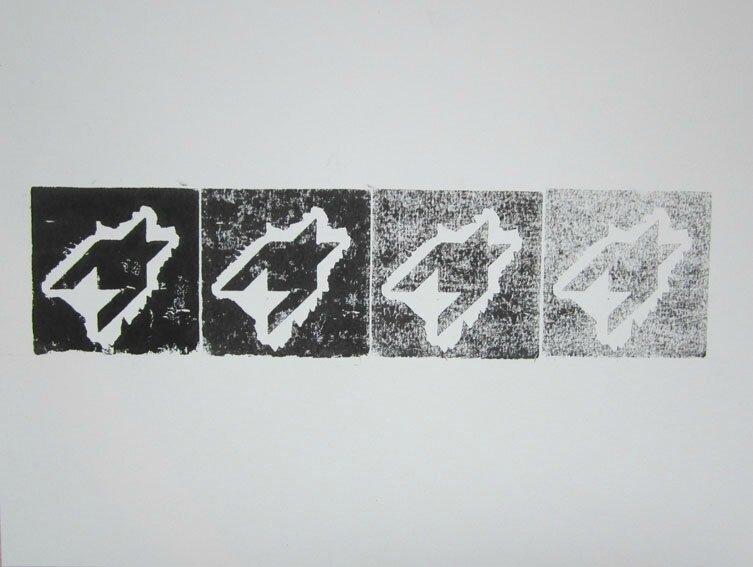 Evolution du pied de poule