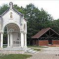 La fontaine de Sainte Montaine