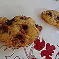 *** cookies aux michoko ***