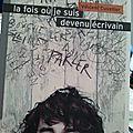 La Fois où je suis devenu écrivain - <b>Vincent</b> <b>Cuvellier</b>