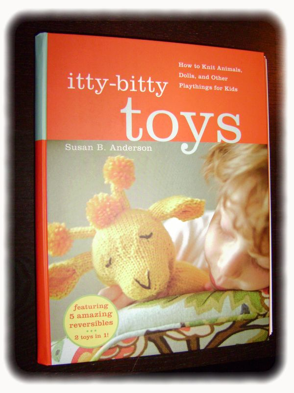 Itty-bitty Toys de Susan.B.Anderson