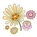 Poupée bumblebee pour le printemps