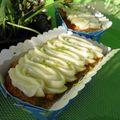 Mini cake citron vert