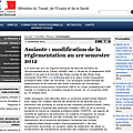 Amiante : modification de la réglementation au 1er semestre 2012