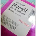 [pics] myself dance with me remix (cd+lp) part 2