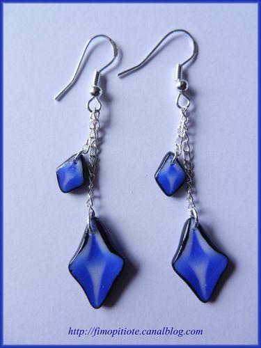 pate fimo bijoux polymere collier bracelet boucle d oreille artisanat (20)