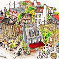 Bobodream city (version couleur)