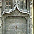 porte ancienne La Chatre