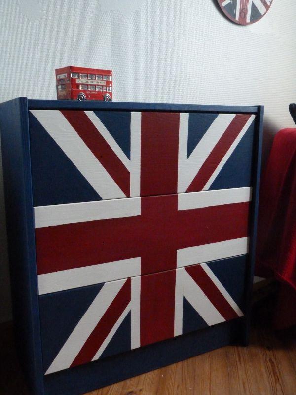 drapeau anglais - Stéphanie et éléonore déco