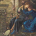 Christie's to offer a long unseen masterpiece by <b>Sir</b> <b>Edward</b> <b>Coley</b> <b>Burne</b>-<b>Jones</b>