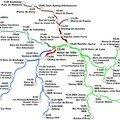 1ère Convergence Val'Yerres vers Paris le dim 01/07/2007