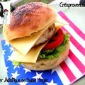 Hamburgers de dinde à l'asiatique de Susan Mayer (<b>desperate</b> <b>housewives</b>)