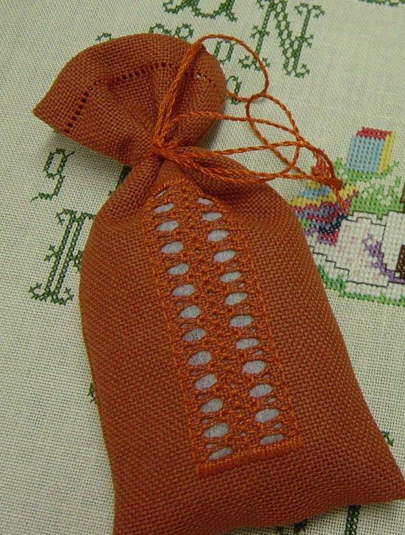 sachet orange
