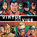 JLA / JSA Virtue and vice HC