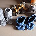 Chaussons pour Baby-Boy