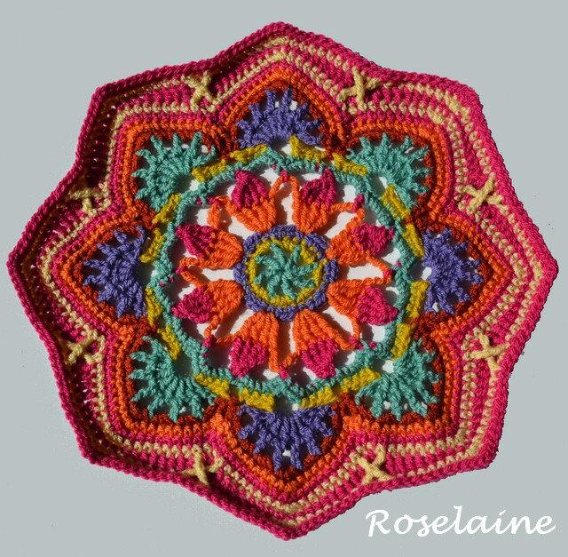Roselaine Persian Tiles 10