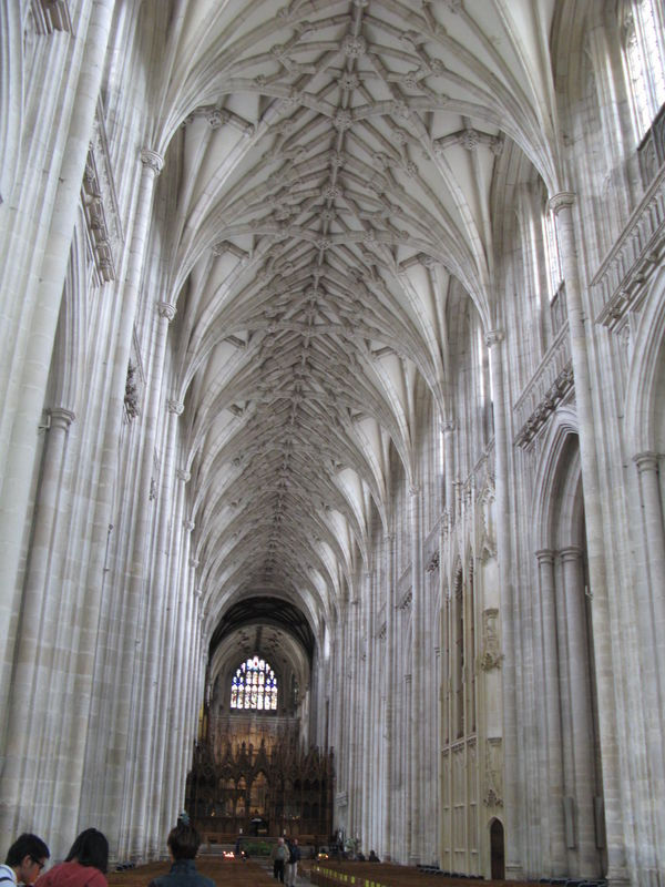 winchester cathedrale