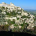 Gordes - le village mythique du <b>Lubéron</b>