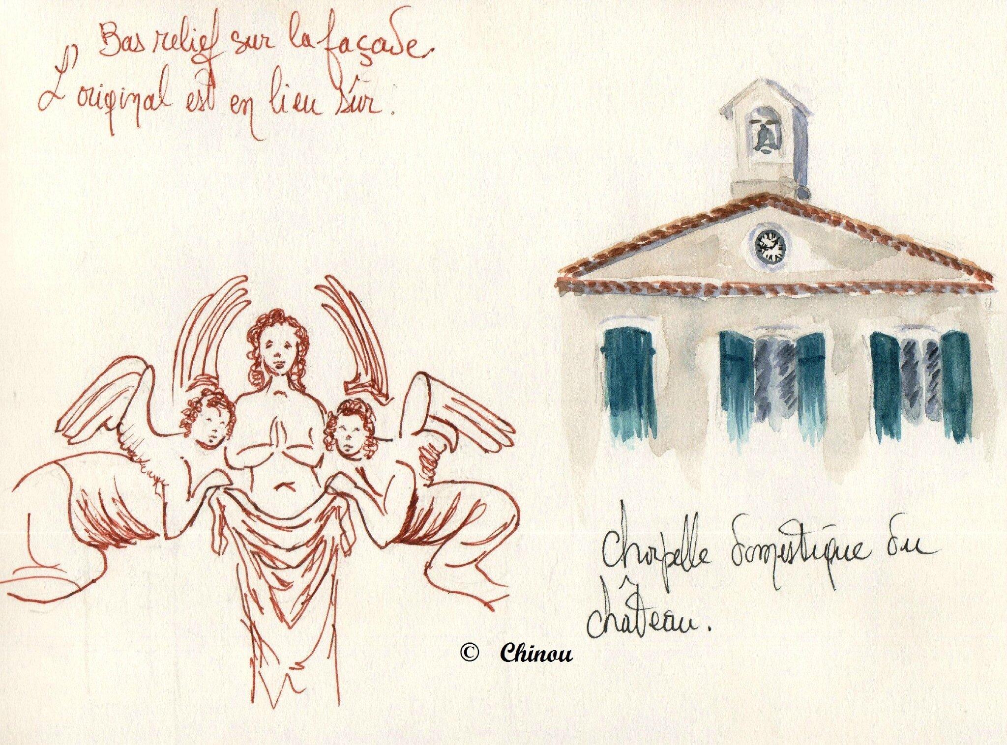 Chapelle Servanes