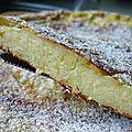 Gâteau à la pomme {cuisson à la poêle}