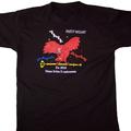 T-shirt du 150e anniversaire de l'annexion de Nice