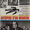 Preminger. autopsie d'un meurtre. 1959.