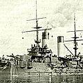 1905 - l'empire du japon écrase l'empire russe