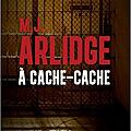 M.J Arlidge