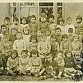 École maternelle marcel sembat floirac 1954