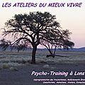 Relaxation, coaching pau, méditation en groupe, psycho-training, café-coaching..les ateliers du mieux vivre