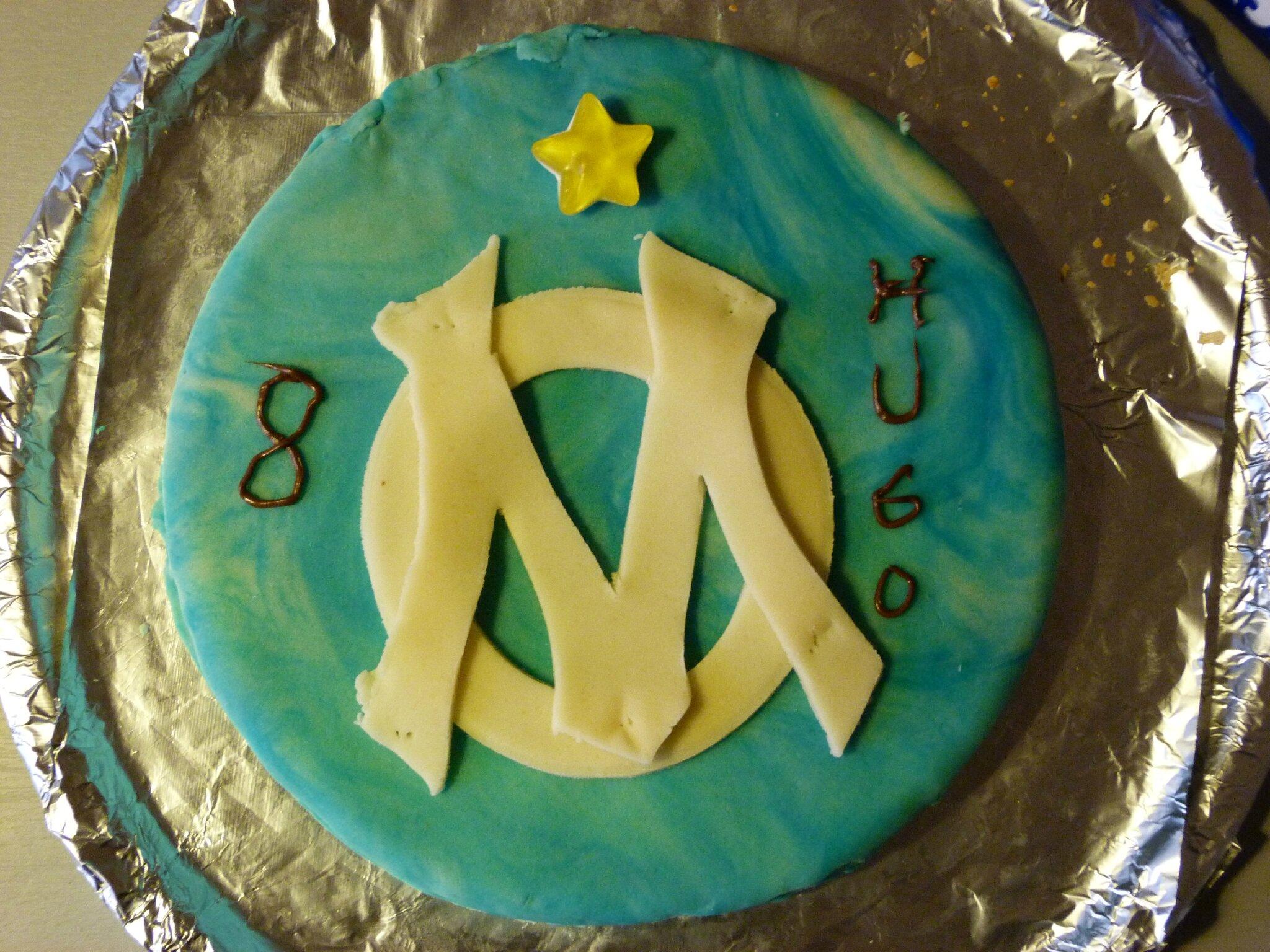 gâteau OM