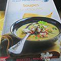 Soupe poireaux-pommes de terre