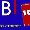 RADIO CIEL BLEU - ÉMISSION TAURINE -rediffusion le 22/09