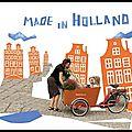 Vélo <b>Biporteur</b> électrique - Bakfiets - Holland Bikes