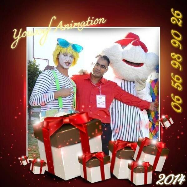 Animation anniversaires a Casablanca 0656989026