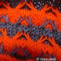 tricot : famille des mailles glissées